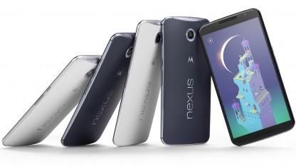 Das Nexus 6 gibt es in Weiß oder Schwarz