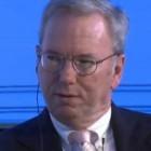 Streitgespräch mit Google: Schmidt macht sich klein, Gabriel macht sich beliebt