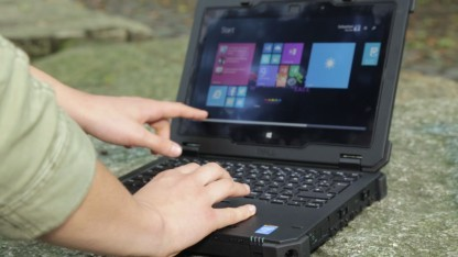 Dell Latitude 12 Extreme Rugged