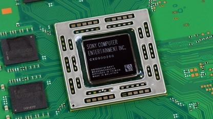 Platine der PS4 mit SoC von TSMC