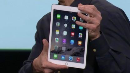 iPad Air 2 und iPad Mini 3 vorgestellt