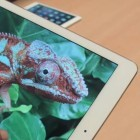 iPad Air 2 im Hands on: Das Display-Bonding macht den Unterschied