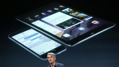 Apple-Manager Craig Federighi