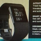 Wearable: Fitbit Surge ist eine Smartwatch mit GPS