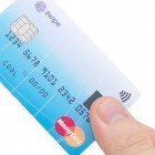 Mastercard: Kreditkarte mit Fingerabdrucksensor