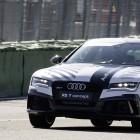 Streckenerkennung: Audi-Rennwagen fährt fahrerlos auf dem Hockenheimring