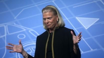 IBM-Chefin Virginia Rometty