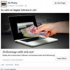Prämien in Deutschland: BSA zahlt Kopfgeld für Hinweise auf illegale Software
