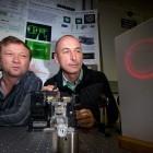 Traktorstrahl: Hin und zurück durch die Laserröhre