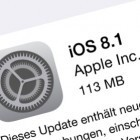 Apple: Das ist neu in iOS 8.1