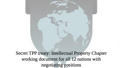 Wikileaks veröffentlicht TTP-Entwurf.