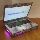 Aquabook 3: Das wassergekühlte Gaming-Notebook