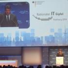 IT-Gipfel 2014: Gabriel fordert mehr IT-Begeisterung vom Mittelstand
