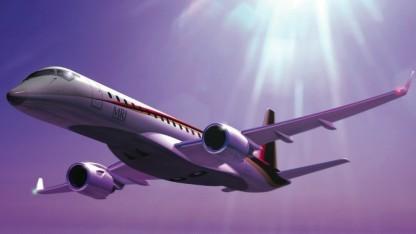 Mit dem MRJ90 will Mitsubishi erst 2018 seine ersten Regionaljets in Dienst stellen.