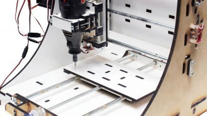 Makesmith CNC-Fräse