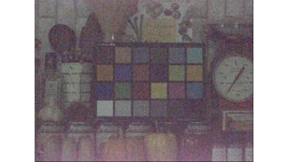 Bild des IMX224MQV bei 0,005 Lux