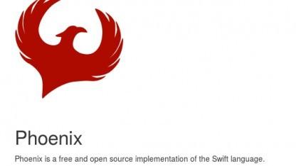 Phoenix ist eine freie Implementierung von Swift.