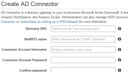 Amazon bietet Active Directory nun in seiner Cloud.
