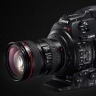 Canon Filmkamera: EOS C100 Mark II mit Dual-Pixel-AF und besserem Sucher