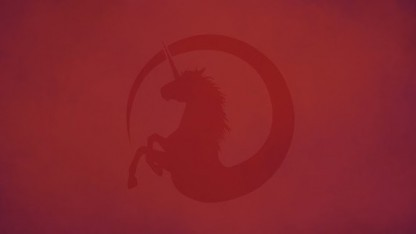 Ein Wallpaper für Ubuntu 14.10 alias Utopic Unicorn aus der Community