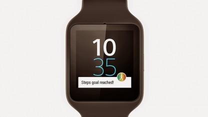 Android Wear mit Neuerungen