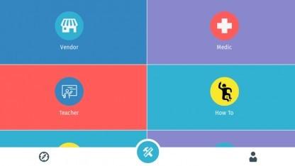 Mit der Webmaker-App sollen Web-Apps auf dem Smartphone erstellt werden können.