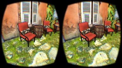 Oculus World Demo