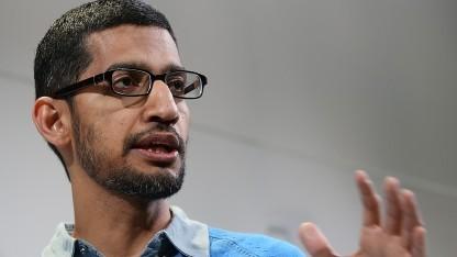 Neuer starker Mann bei Google: Sundar Pichai
