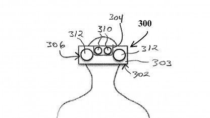 Ein Head-Mounted-Lichtfeld-Display
