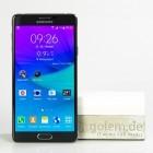 Samsung Galaxy Note 4 im Test: Ausdauerndes Riesen-Smartphone mit Top-Hardware