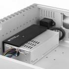 HTPC: Passives 240-Watt-Netzteil von Streacom für Mini-PCs