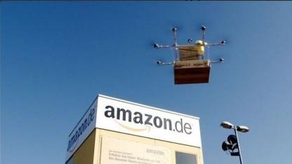 Der Tarifvertrag wird mit Drohne zugestellt.