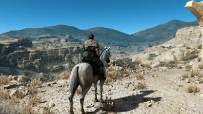 Fox-Engine-Spiel Metal Gear Solid: Phantom Pain