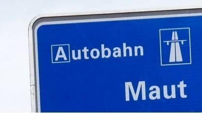 Autobahnmaut wird auch bald in Deutschland fällig.