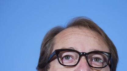 Alexander Dobrindt (CSU) bei der Bekanntgabe der Mautpläne