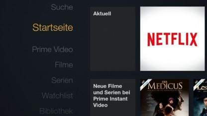 Deutsche Netflix-App auf dem Fire TV