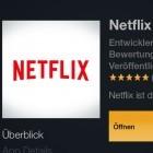 Netflix: Netflix streitet mit Amazon über App für Fire TV