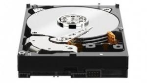 Eine 3,5-Zoll-Festplatte