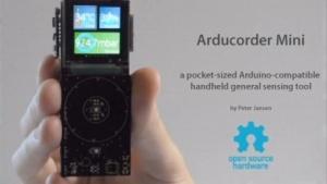 Arducorder Mini: gut ein Dutzend Sensoren