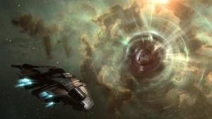 Eve Online: Wurmloch in Oceanus