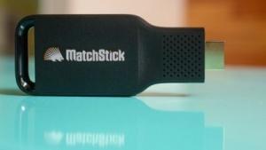 Der Matchstick ist das erste Gerät mit Flint, TV-Geräte und Monitore sollen folgen.