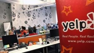 Yelp-Büro in New York