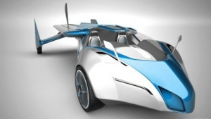 Aeromobil 3.0: Flugauto in Leichtbauweise