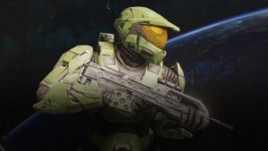 Artwork der Halo Master Chief Collection