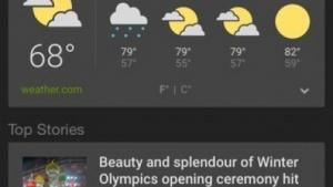 """App """"News & Wetter"""" für iOS"""