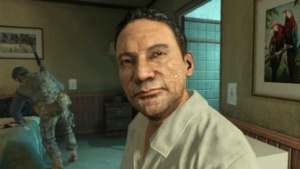 Manuel Noriega in Call of Duty: Black Ops 2