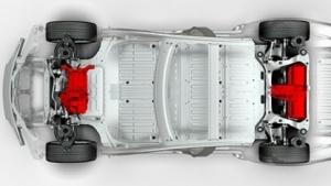 Tesla Model S Allradversion
