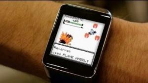 Gameboy Color auf der Smartwatch