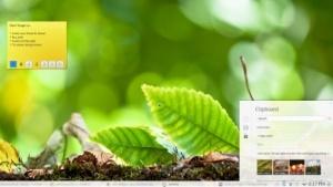 Mit Plasma 5.1 bringt das KDE viele Widgets auf die neue Arbeitsfläche zurück.