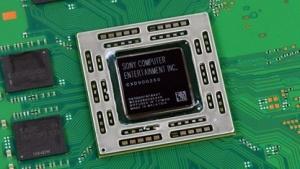 SoCs wie jenes in der PS4 stützen AMD.